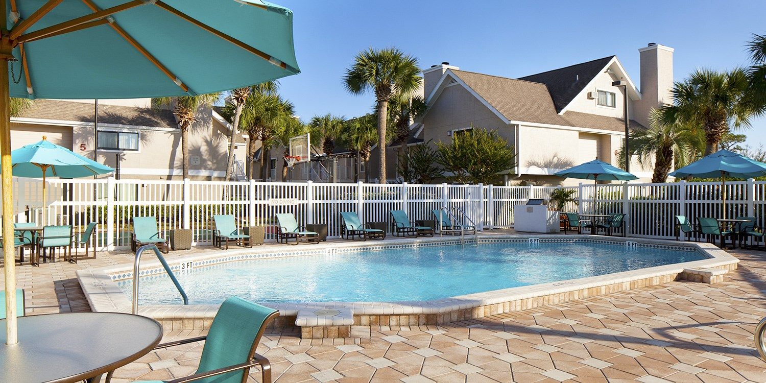 Residence Inn By Marriott St Petersburg Clearwater -- Clearwater, FL