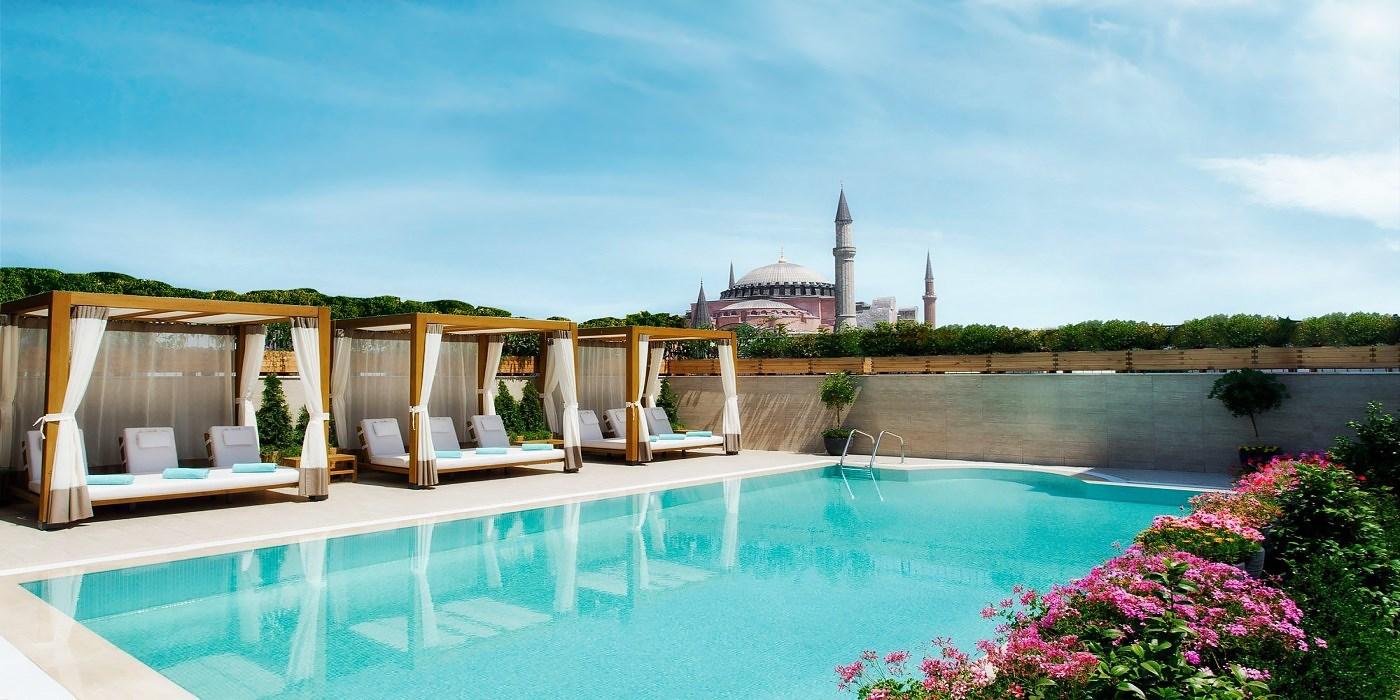 Sura Hagia Sophia Hotel -- Istanbul, Turkey