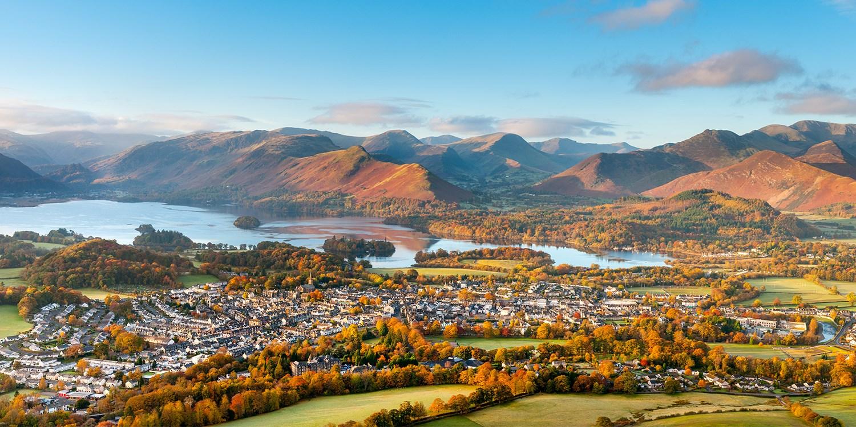 $140 & up – Lake District: Keswick stay w/meals, 34% off -- Keswick, United Kingdom