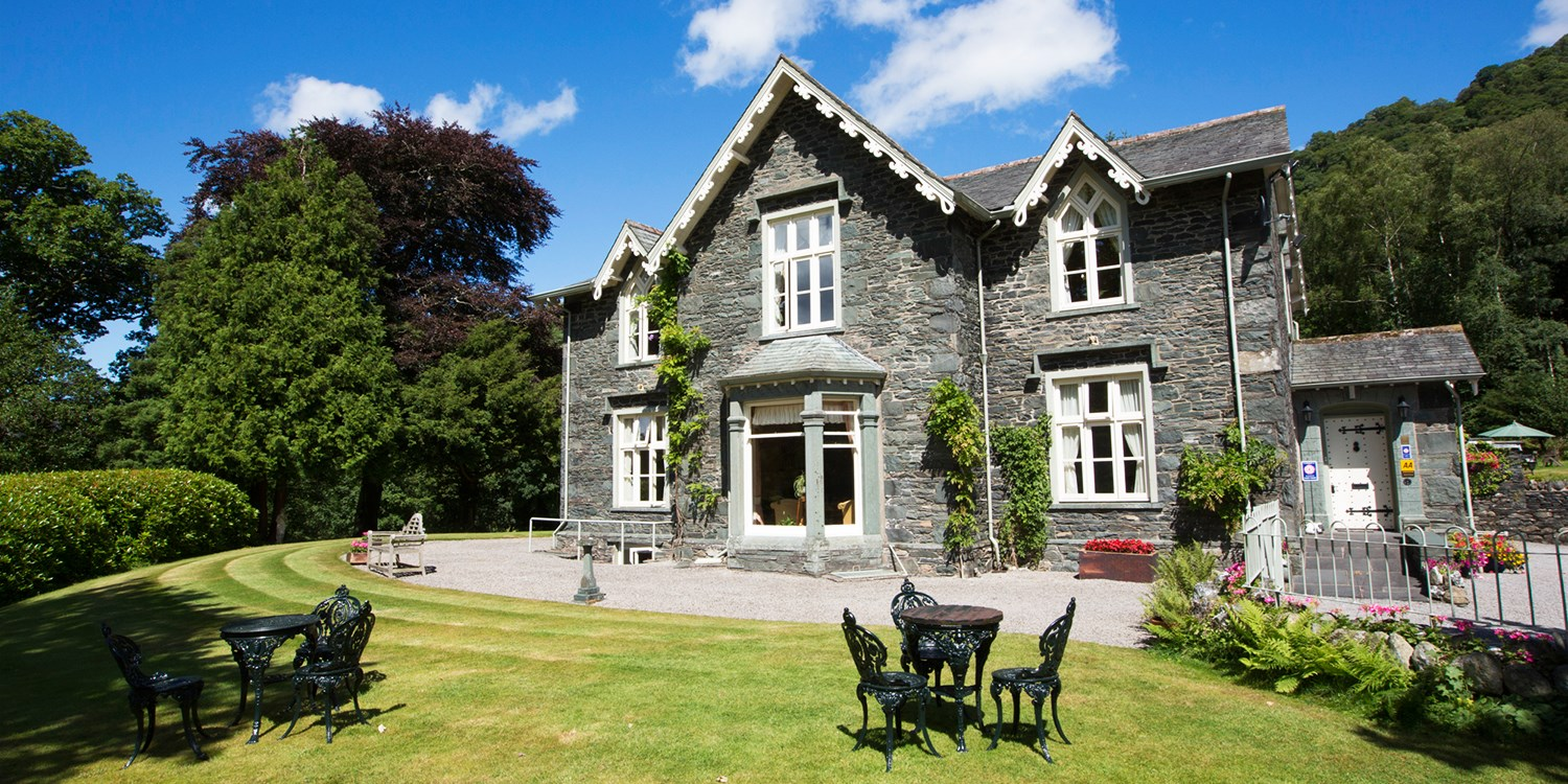 Hazel Bank Country House Hotel -- Borrowdale