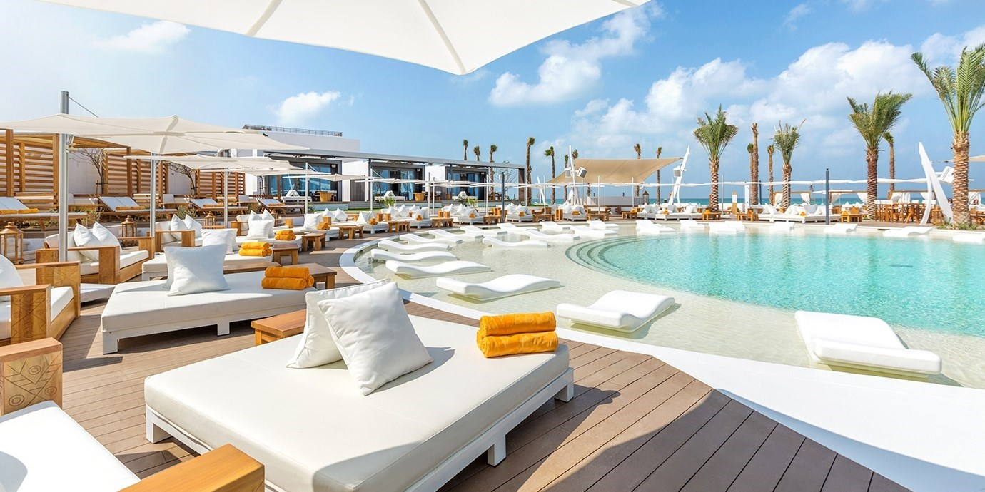 Nikki Beach Resort & Spa Dubai -- Dubai, United Arab Emirates