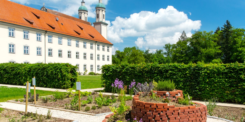 Hotel Kloster Holzen -- Allmannshofen