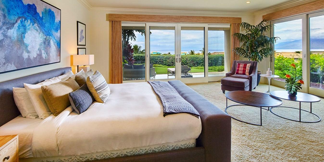 $1,337 – Maui 5-Star Resort: 3-Bedroom Villa + $500 Credit -- Wailea, HI