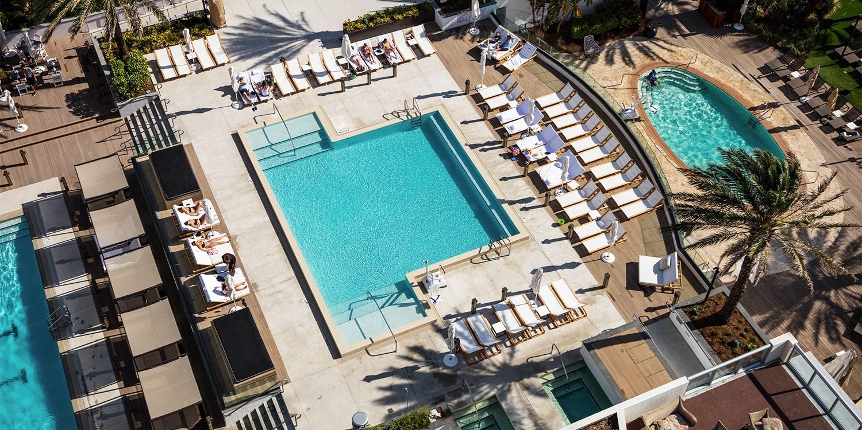 Nobu Hotel Miami Beach  -- Miami Beach, FL