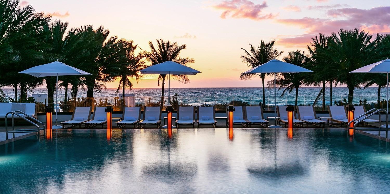 Nobu Hotel Miami Beach -- Miami, FL