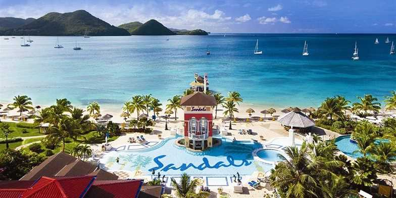 36b4f36e64bd Sandals Grande St. Lucian - All Inclusive Couples Only -- Cap Estate
