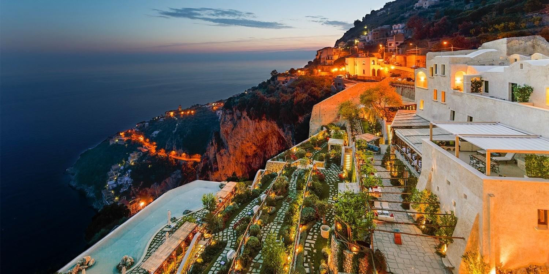 Monastero Santa Rosa Hotel & Spa -- 康加德马里尼, 意大利