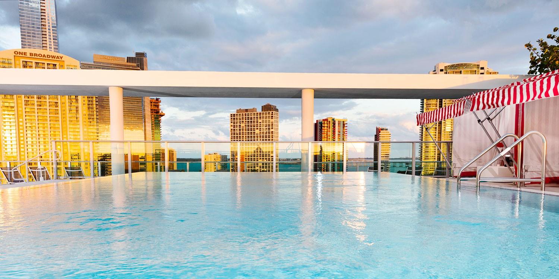 Atton Brickell Miami Hotel -- Miami, FL