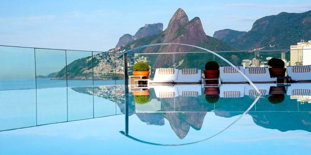 Hotel Fasano Rio de Janeiro -- Rio de Janeiro, Brazil