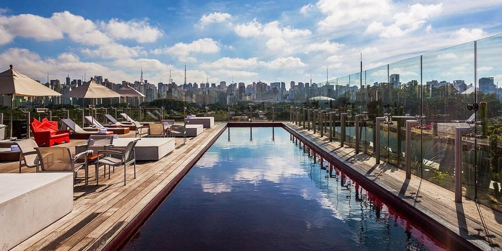 Hotel Unique -- Sao Paulo, Brazil