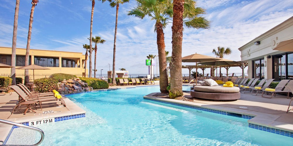 Holiday Inn Resort: Galveston-On The Beach -- Galveston, TX