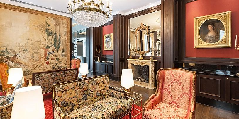 Living Hotel an der Oper by Derag -- Vienna, Austria