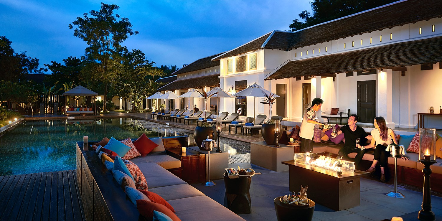 £627 – Luxe 3-Nt Stay in Historic UNESCO Building w/Upgrade & Transfers -- Luang Prabang, Laos