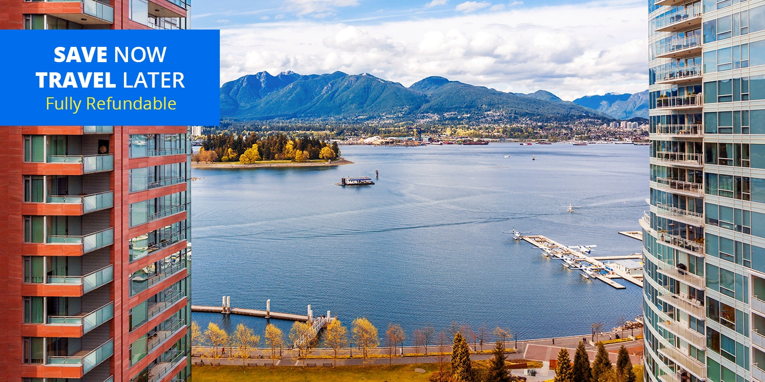 $109-$169 – Harbourfront Stays w/Parking, Dinner & Movie,up to 40% Off -- Downtown, Vancouver