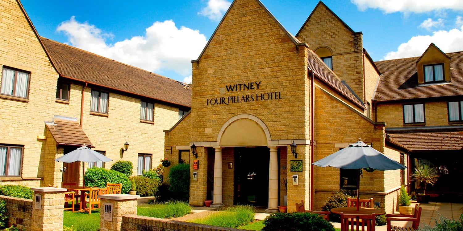 Oxford Witney Four Pillars Hotel -- Witney, United Kingdom