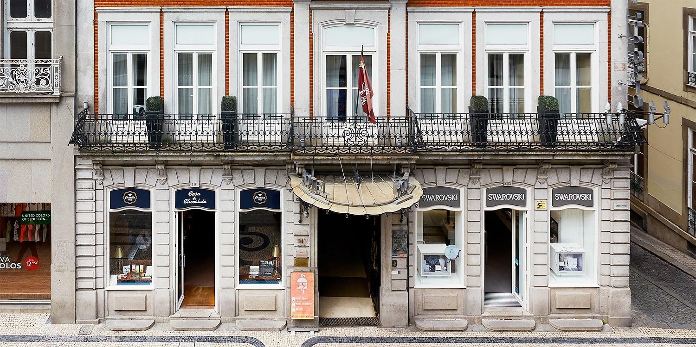 Grande Hotel do Porto -- Santo Ildefonso, Portugal