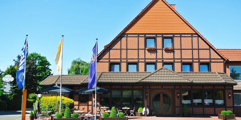111€ – Romantikhotel beim Steinhuder Meer mit Menüs, -45% -- Bad Nenndorf
