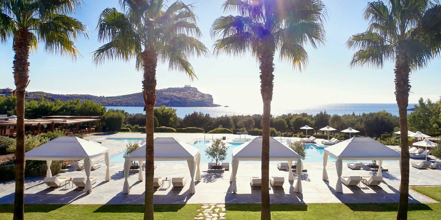 Cape Sounio, Grecotel Exclusive Resort -- Sounio, Griechenland