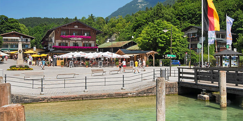 Hotel Königssee -- Königssee