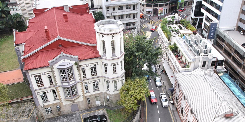 Mini Hotel Central -- 中環, 香港