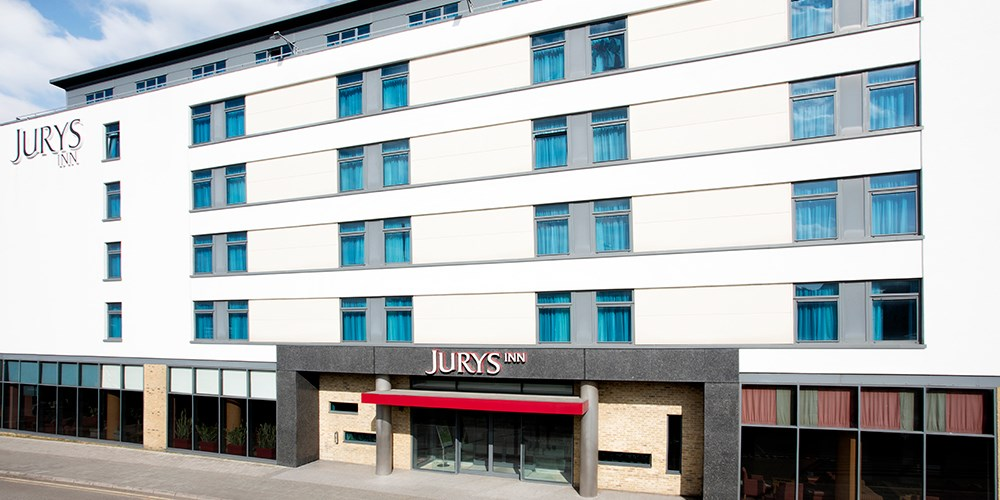 Jurys Inn Brighton -- Brighton, United Kingdom