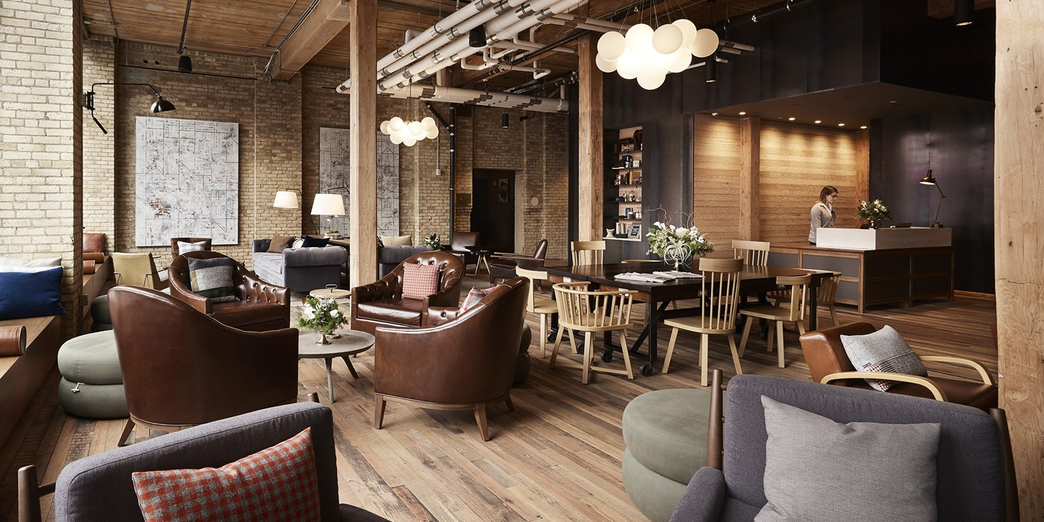 Hewing Hotel -- Minneapolis, MN