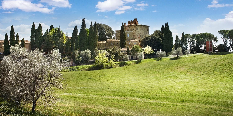 Castel Porrona Relais -- Porrona, Italy