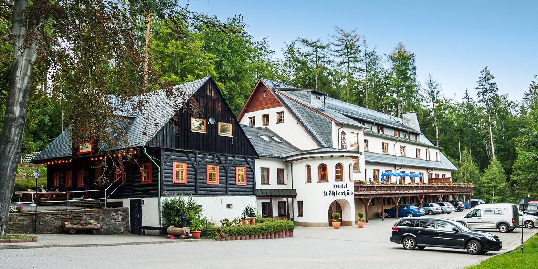 Hotel und Restaurant Köhlerhütte -- Langenberg
