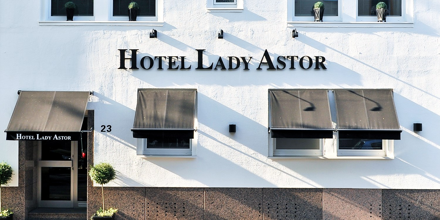 Hotel Sir & Lady Astor -- Düsseldorf