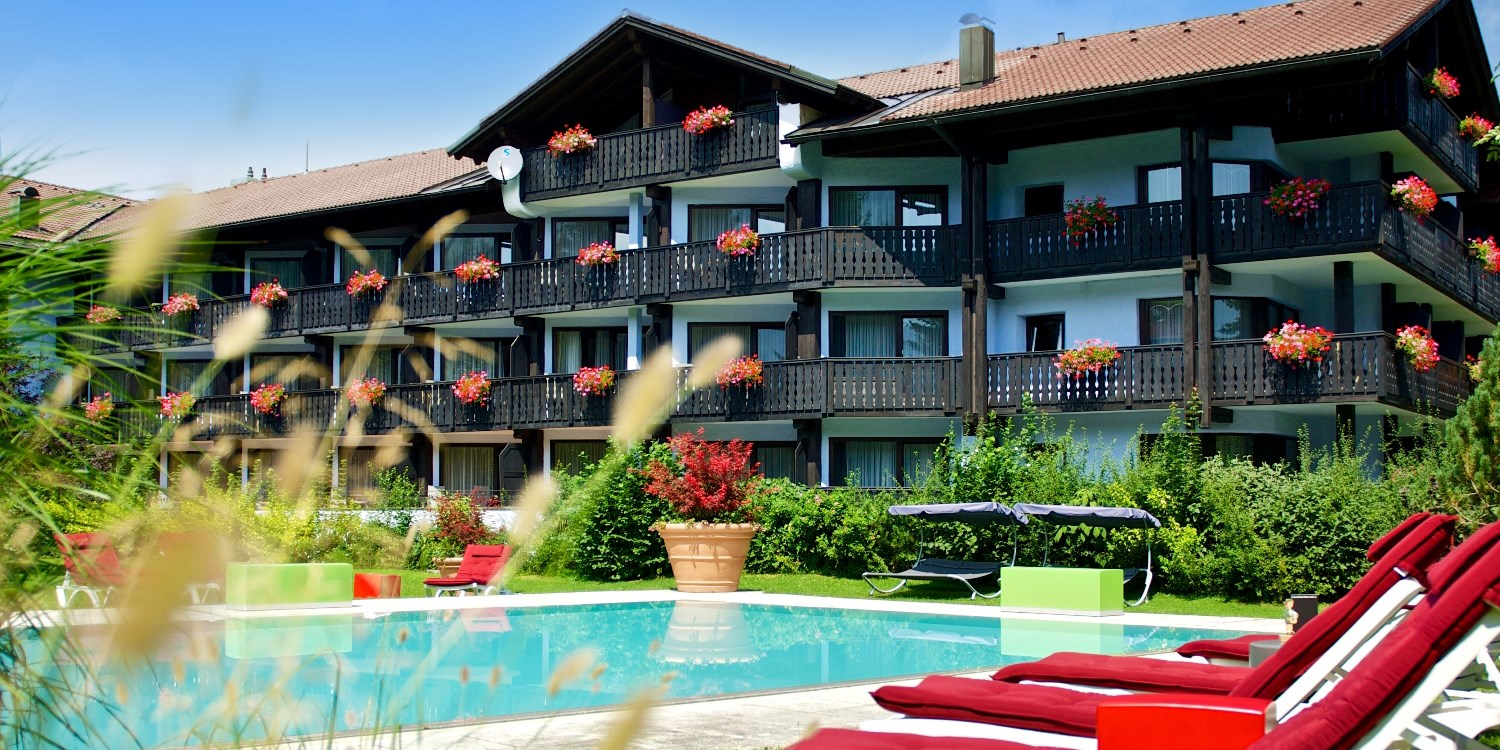 Golf & Alpin Wellness Resort Hotel Ludwig Royal -- Oberstaufen