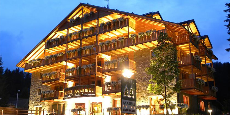 Hotel Maribel -- Madonna di Campiglio, Italy