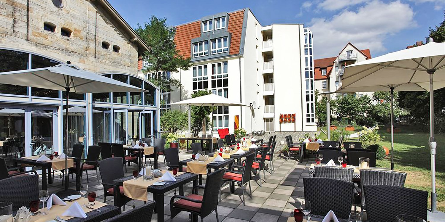 H4 Hotel Residenzschloss Bayreuth -- Bayreuth