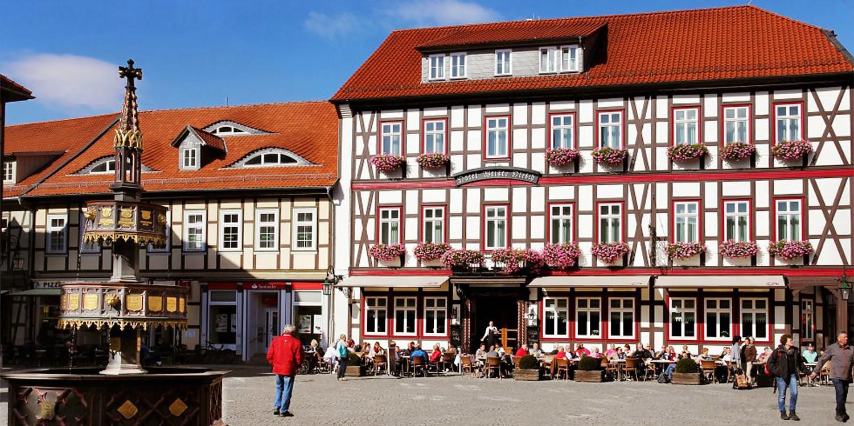 Ringhotel Weißer Hirsch -- Wernigerode