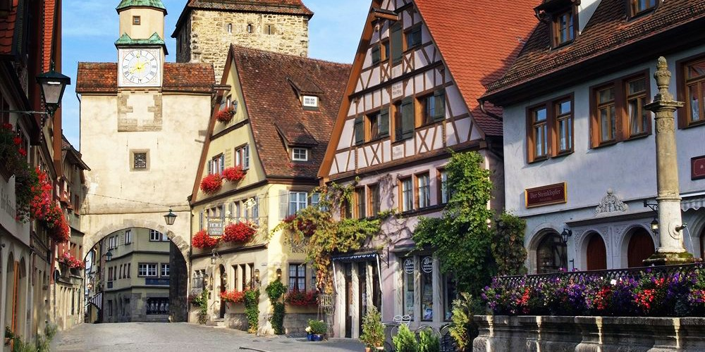 Romantik Hotel Markusturm -- Rothenburg ob der Tauber