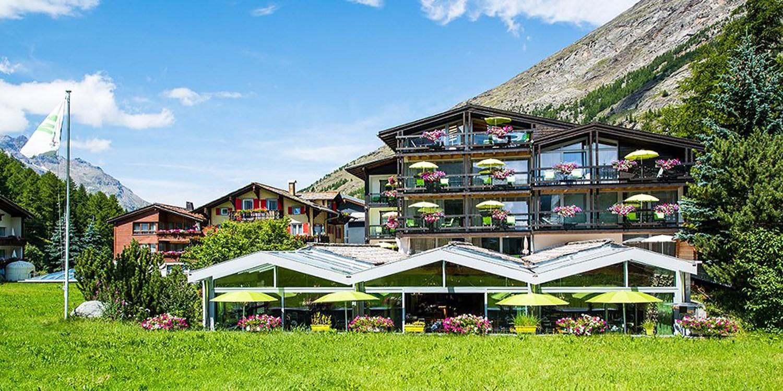 Wellness & Spa Pirmin Zurbriggen -- Saas Almagell, Schweiz