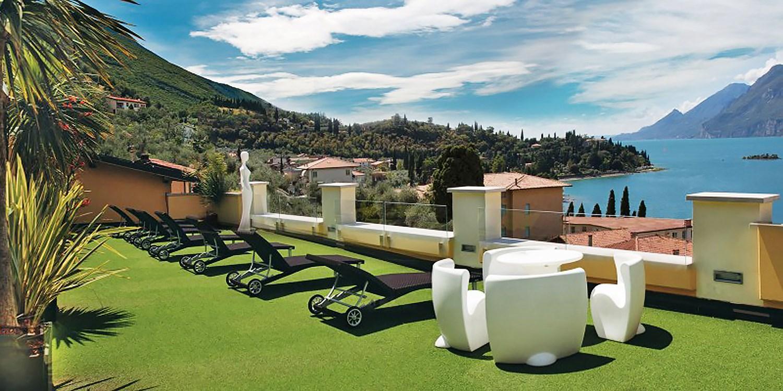 Wellness Hotel Casa Barca (Adult Only) -- Malcesine, Italien