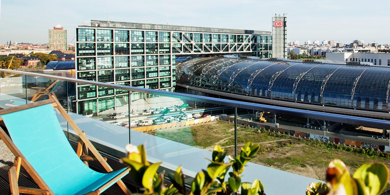 Motel One Berlin-Hauptbahnhof -- Berlin