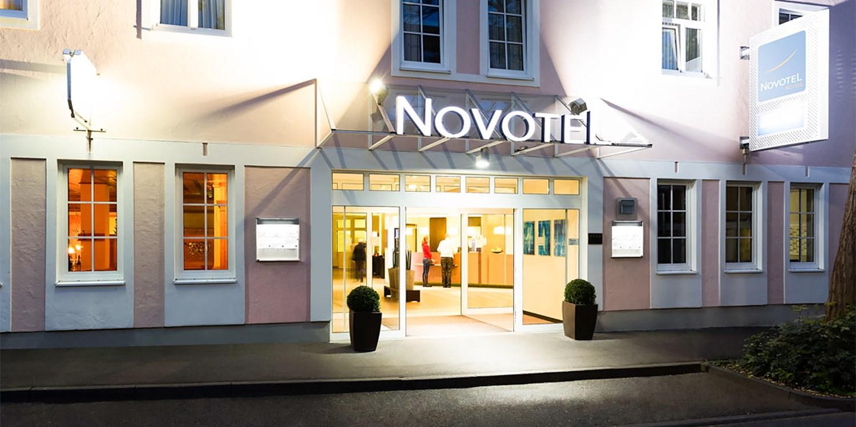 Novotel Würzburg -- Würzburg