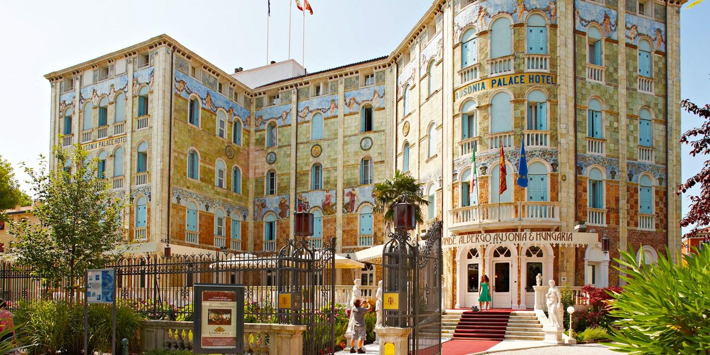 Grande Albergo Ausonia & Hungaria -- Venedig, Italien