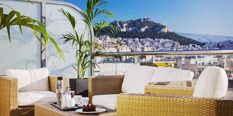 Radisson Blu Park Hotel, Athens -- Athen, Griechenland