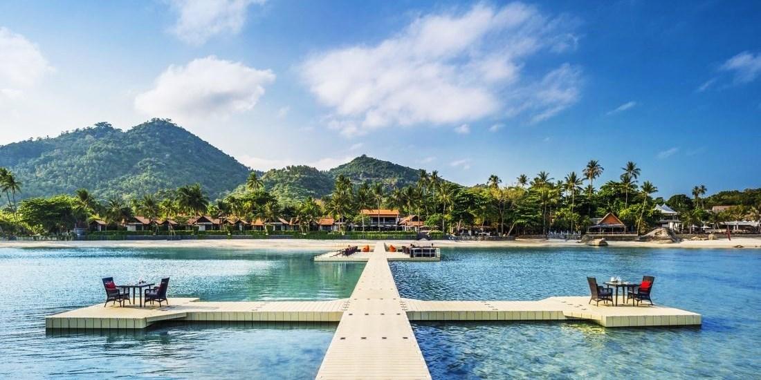 Le Meridien Koh Samui Resort & Spa -- Thailand