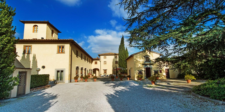 Hotel 500 Firenze -- Campi Bisenzio, Italy