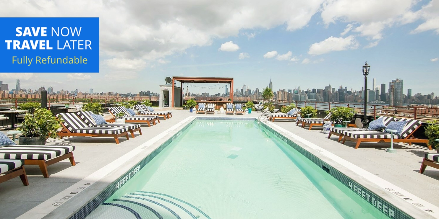 $353 – NYC: 5-Star Brooklyn Hotel Through 2020 w/$64 in Extras -- Brooklyn, NY