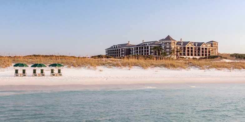 The Henderson A Salamander Beach Spa Resort Destin