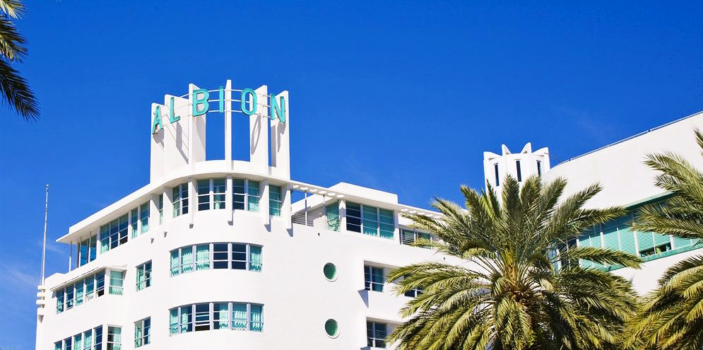 The Albion Hotel  -- South Beach