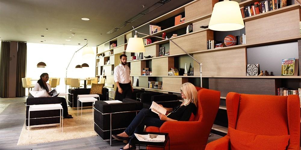 Derag Livinghotel Frankfurt -- Frankfurt am Main