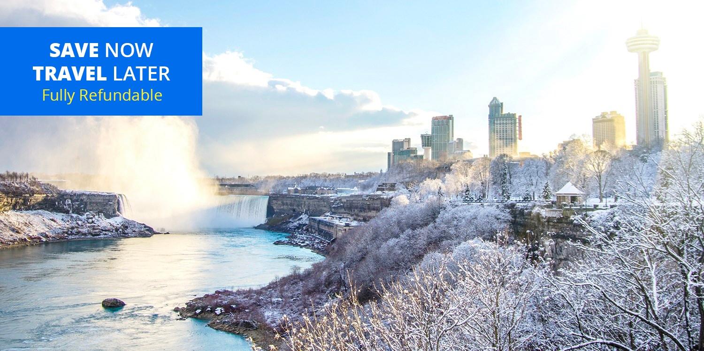 $46 – Niagara Falls Stays w/Drinks &Extras, Reg. $101 -- Niagara Falls, Canada