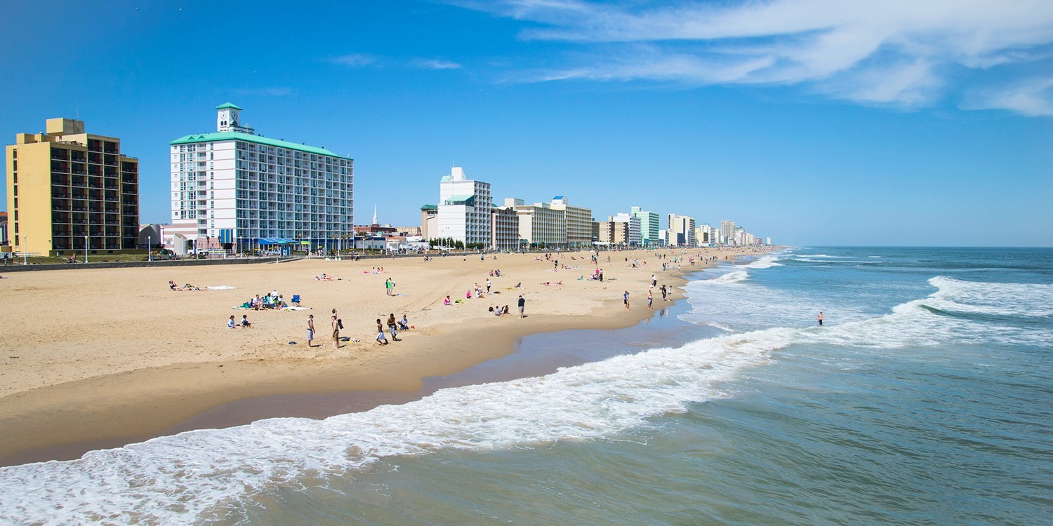 £66 & up – Virginia Beach Oceanfront Getaway, 40% Off -- Virginia Beach, VA