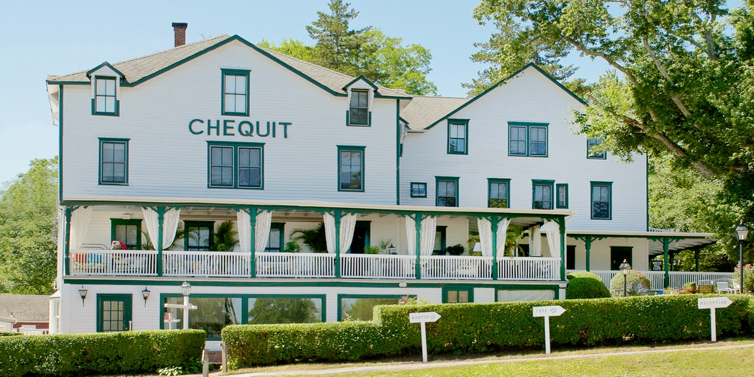 The Chequit Inn -- Shelter Island Heights, NY