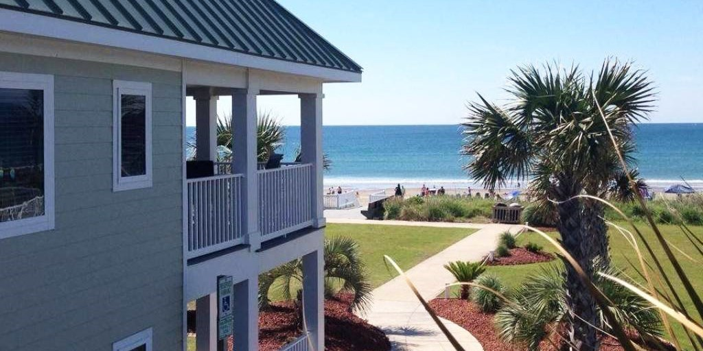 Islander Hotel and Resort -- Emerald Isle, NC